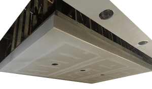 Gypsum Fixed Ceiling in Dubai, UAE