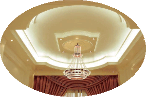 Gypsum Ceiling Dubai, UAE