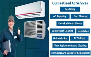 Repair Services for All Air Conditioners