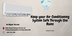 Keep your Air Conditioning System Safe