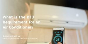 BTU Requirement for an Air Conditioner
