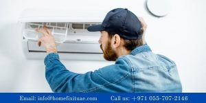 Beat this summer with the best AC maintenance in Dubai!